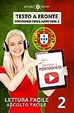 Imparare il portoghese - Lettura facile | Ascolto facile | Testo a fronte: Portoghese corso audio num. 2