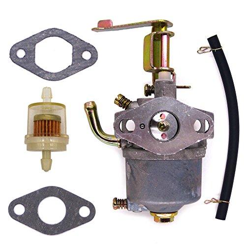 "FitBest New Carburetor for Powermate PWLE0799 PWLE0799F2N 79CC 9"" 3.5 FT-LBS Gas Edger"