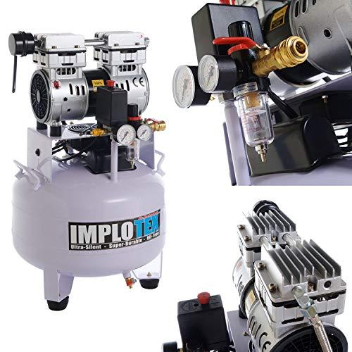 IMPLOTEX 850W Flüster Kompressor - 4