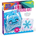 Craft-tastic Yeti & Snowflake String Art Kit