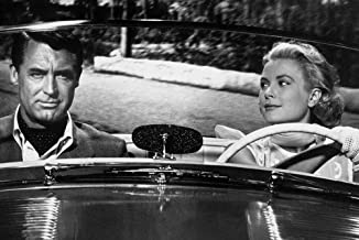 To Catch A Thief 24X36 Poster Cary Grant Grace Kelly in Sunbeam Alpine