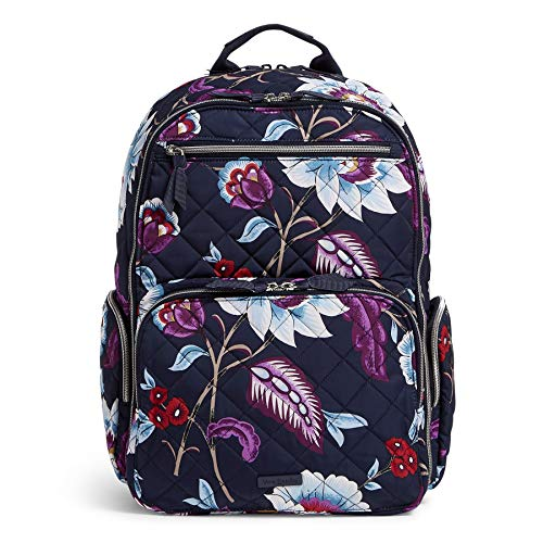 Vera Bradley Performance Twill Commuter Backpack, Mayfair in Bloom