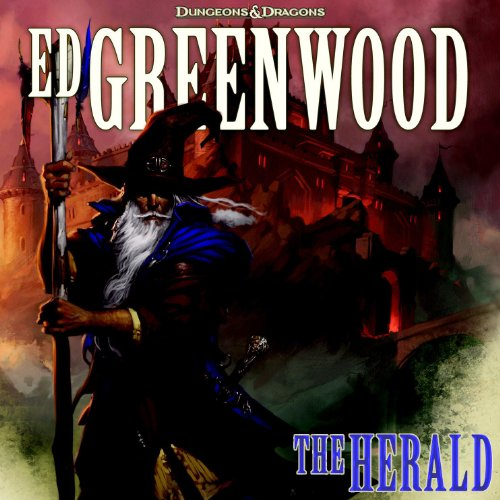 The Herald audiobook cover art