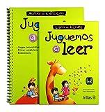 JUGUEMOS A LEER: LIBRO DE LECTURA Y MANUAL DE EJERCICIOS DESARROLLO DE COMPETENCIAS DEL LENGUAJE
