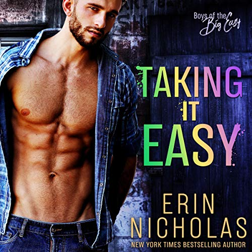 Taking It Easy audiobook cover art