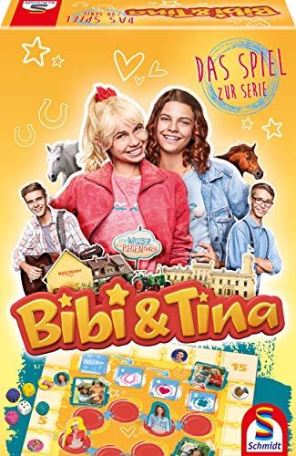 Schmidt Spiele Bibi und Tina, Das Spiel zur Serie, Laufspiel