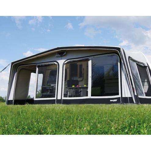 Westfield Luftzelt Pluto - 1016-1050cm Luft-Vorzelt | Wohnwagen-Zelt | Camping Tent