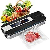 真空シーラー機、食品保存用自動真空シーラー、お手入れが簡単な袋詰め食品シーラー、ウェットおよびドライモード