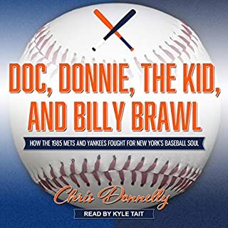 Doc, Donnie, the Kid, and Billy Brawl audiobook cover art