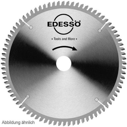 Edessö 49627030 HM-Kreissägeblatt Präzision 2 KNL HW 270x3,2/2,6x30 Z=88 NE neg, Silber