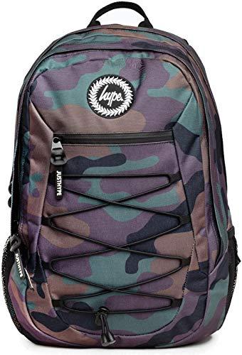 Hype Maxi Camo Backpack Bag Camo