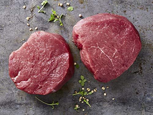 Kreutzers | Rinderfilet Simmentaler Filet Steaks Beef Ganzes Stück | 1000g