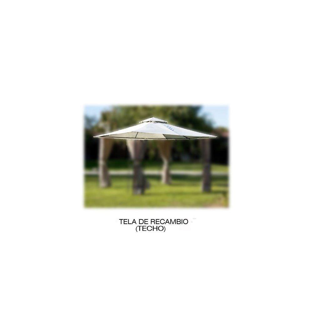 Papillon 8043317 Tela Recambio (Techo) para Pergola Sagres: Amazon ...