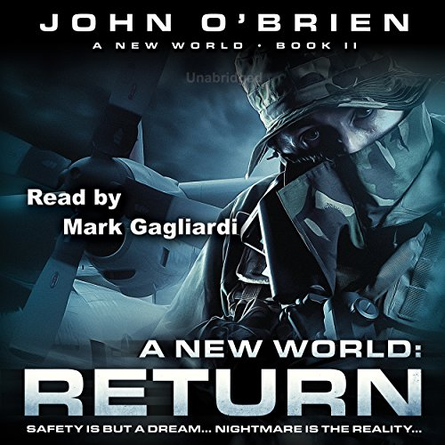 RETURN: A New World cover art