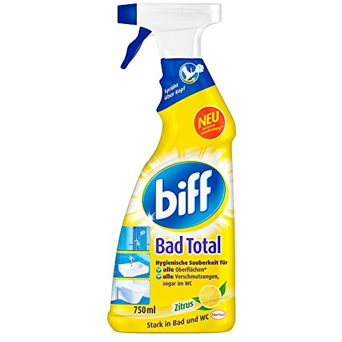 Biff Bad-Total Zitrus, 4er Pack (4 x 0.75 l)