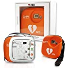 AED 自動体外式除細動器 AED本体+収納ケースのお得セット CUメディカル社