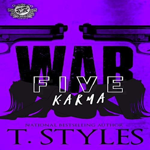 War 5: Karma  By  cover art