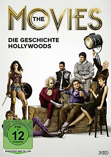 The Movies – Die Geschichte Hollywoods [3 DVDs]