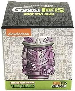Geeki Tikis Teenage Mutant Ninja Turtles Mini Tiki Mug RAPHAEL, LEONARDO, MIKEY or DON (Shredder)