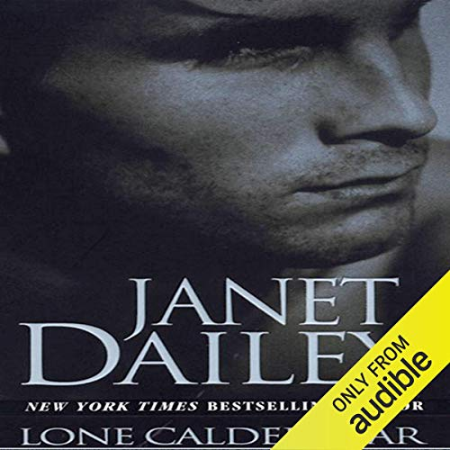 Lone Calder Star audiobook cover art