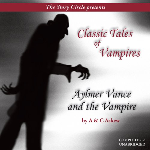 Aylmer Vance and the Vampire audiobook cover art