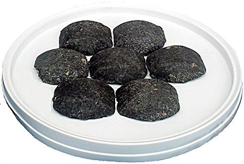 PENROC 3 Litre tub Lava Rock (Lavasteine) Replacement Ceramic Briquettes