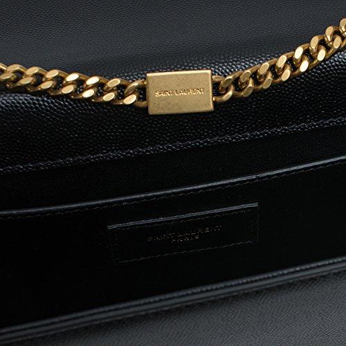 Yves Saint Laurent Kate Black Shoulder Bag Classic New