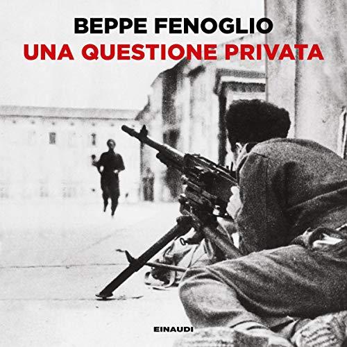 Una questione privata copertina