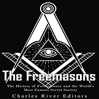 The Freemasons audiobook cover art