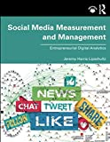Social Media Measurement and Management