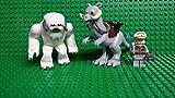 LEGO Star Wars Tauntaun Hoth with Luke and Wampa