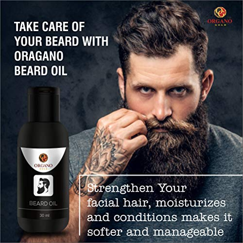 Organo Gold Beard Growth Oil