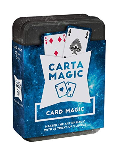 Cartamundi Carta Magic 25 Fabulous Card Tricks Set