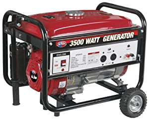 All Power America APG3002S 3500-Watt Gas Powered Portable Generator
