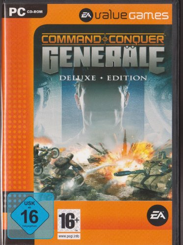 Command & Conquer Generäle DeLuxe Edition CD-Rom