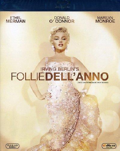 follie dell'anno (blu-ray disc) registi walter lan [Italia] [Blu-ray]