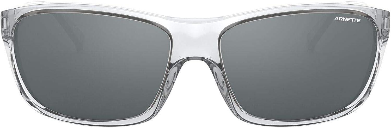 ARNETTE Men's An4263 El Carmen Rectangular Sunglasses