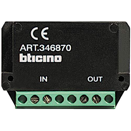 Bticino sistema 2 hilos - Amplificador sistema 2 hilos sfera