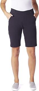 Jag Jeans Women's Jag Regular Pull on Gracie Bermuda Shorts