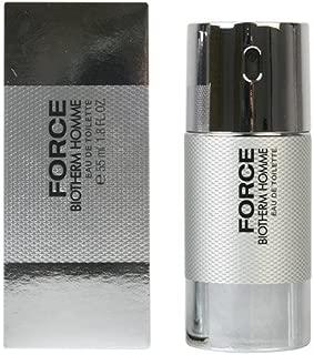 Biotherm Homme Force Eau de Toilette Spray for Men, 1.8 Ounce