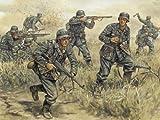 Italeri 510006033 - 1:72 Deutsche Infanterie -