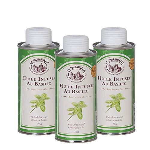 huile d olive basilic carrefour
