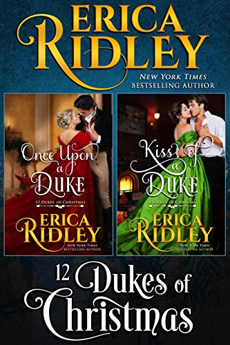 12 Dukes of Christmas: A Regency Holiday Romance Collection (English Edition)