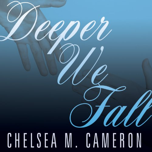 Deeper We Fall audiobook cover art