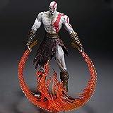 COOL MODEL God of War 2 Kratos Figura De Acción 7 \Modelo Juego De Niños Figuras Juguetes
