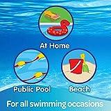 Huggies Little Swimmers Schwimmwindeln Größe 3/4 7-15 kg 2er Packung (2 x 12 Stück) - 6