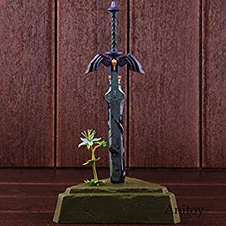 The Legend of Zelda Breath of The Wild Master Sword Skyward Sword Legend of Zelda PVC Action Figure Collectible Model Toy