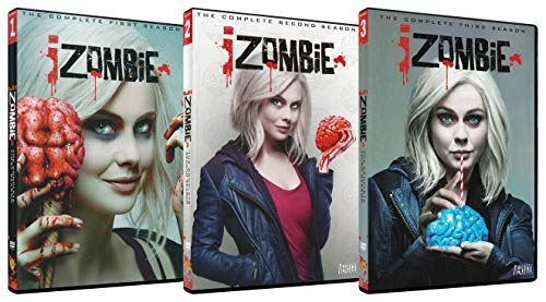 iZombie (The Complete Season-1-3)