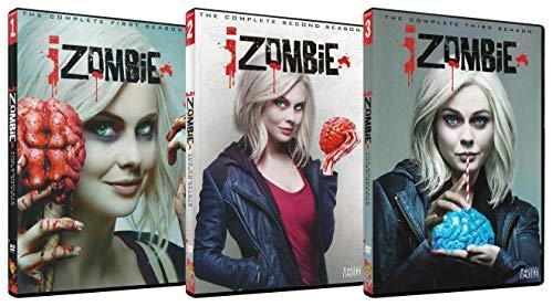 iZombie (The Complete Season-1-3)