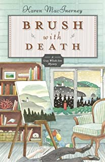 Brush with Death (The Gray Whale Inn Mysteries Book 5)